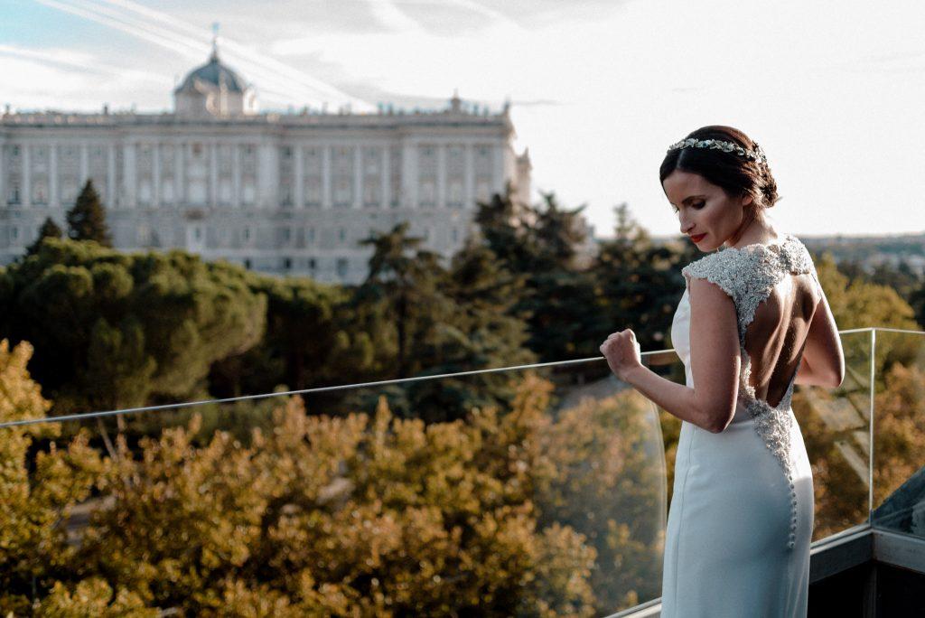 Preparativos novia en Apartosuites Jardines de Sabatini Madrid_03