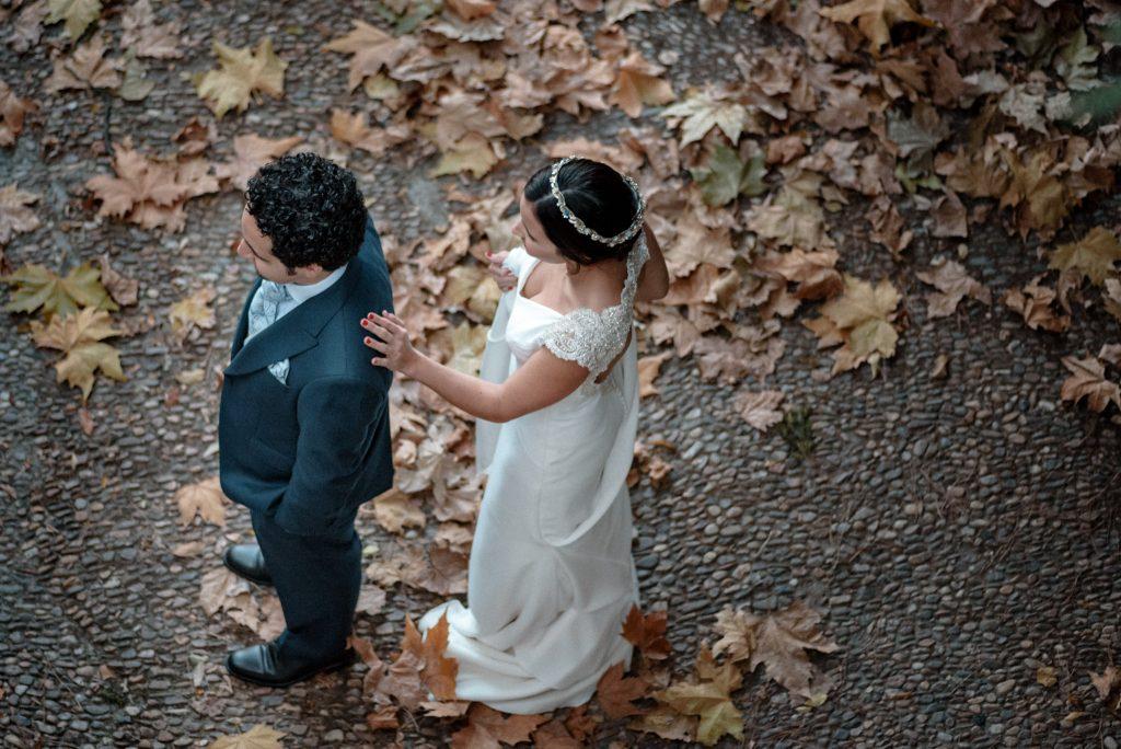 Reportaje de boda en El Campo del Moro Madrid_02