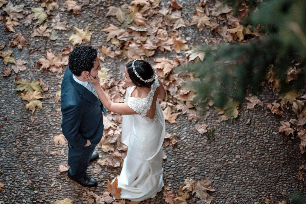 Reportaje de boda en El Campo del Moro Madrid_03