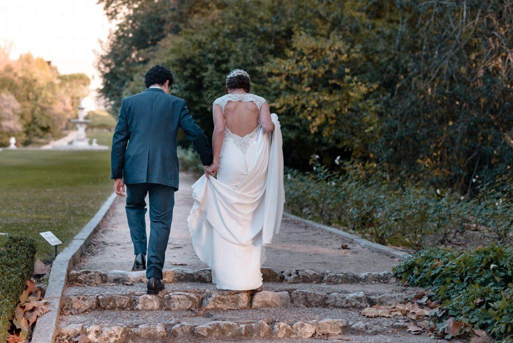 Reportaje de boda en El Campo del Moro Madrid_06