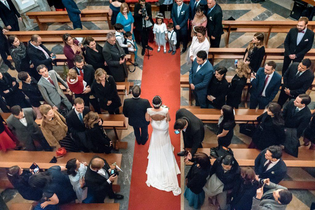 Reportaje de boda en La Ermita Virgen del Puerto Madrid_01