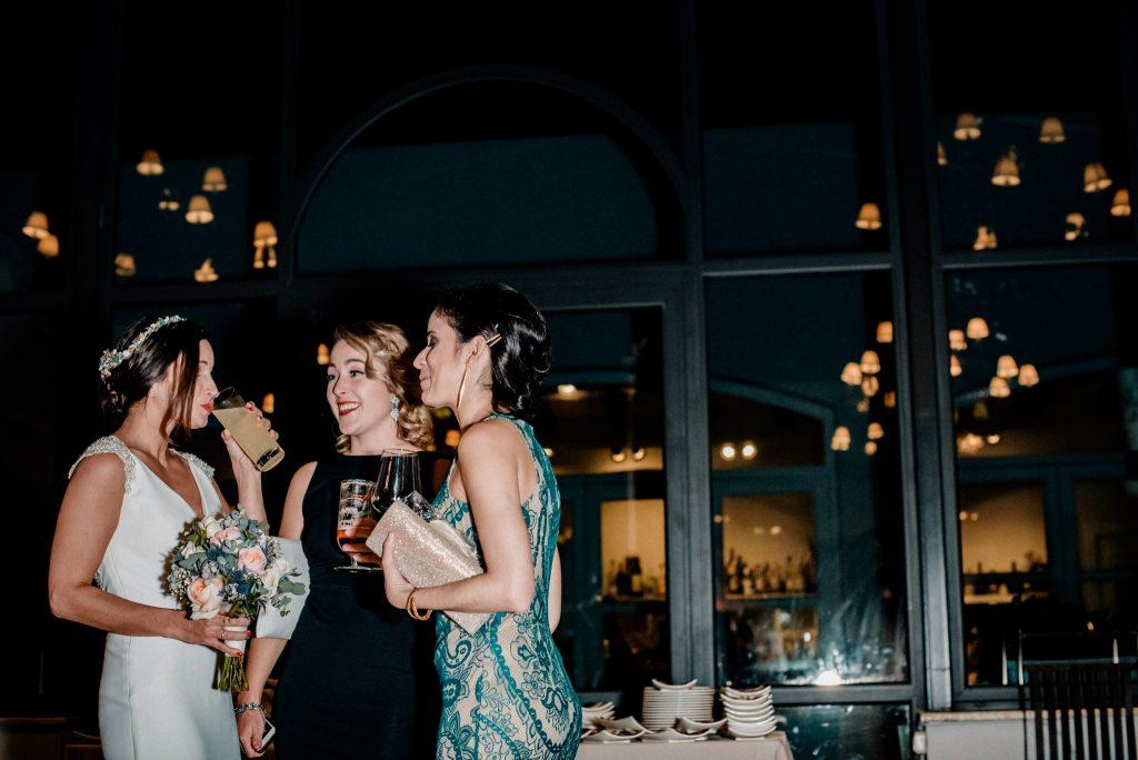 Reportaje de boda en restaurante Palacio de La Misión Madrid_04