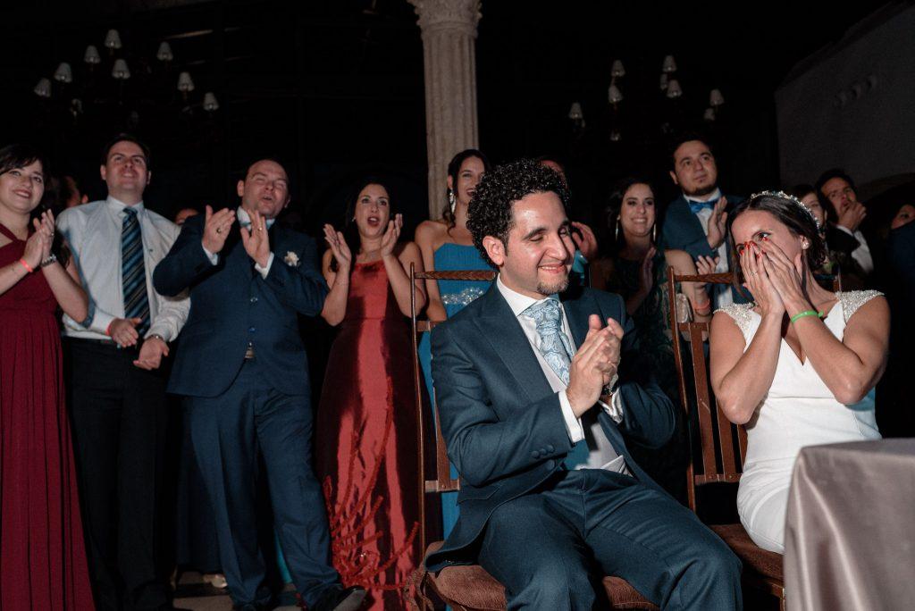 Reportaje de boda en restaurante Palacio de La Misión Madrid_06