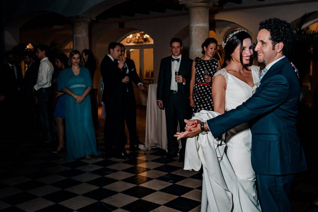Reportaje de boda en restaurante Palacio de La Misión Madrid_07