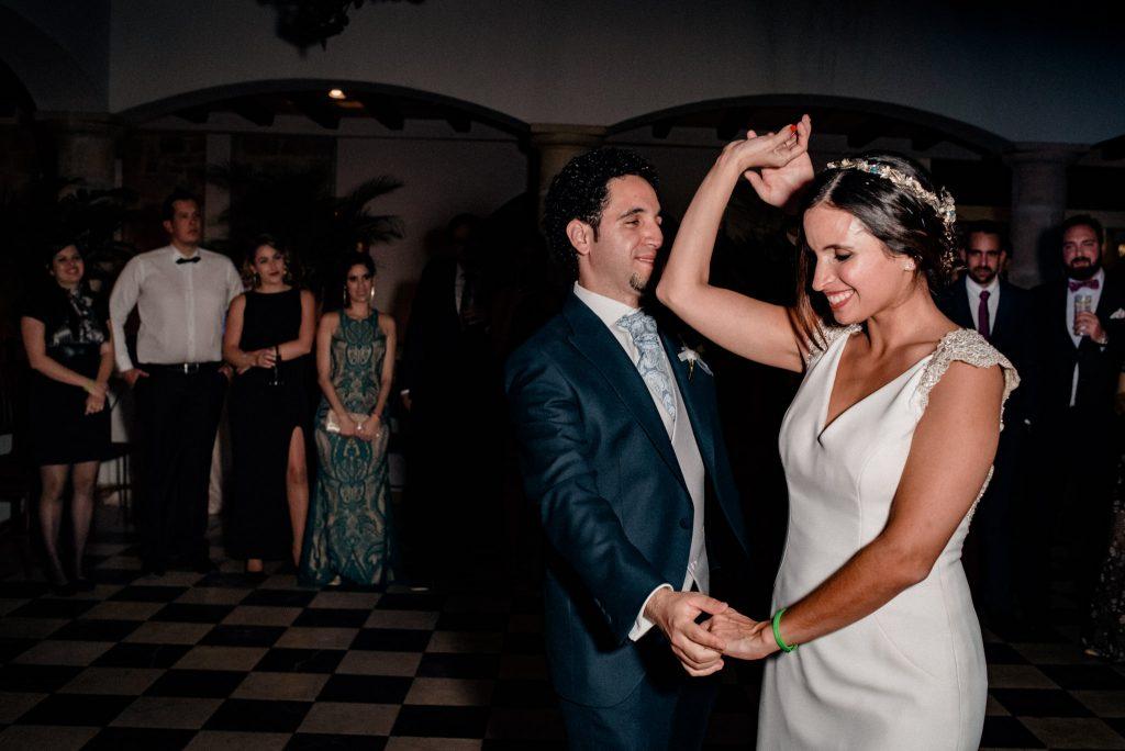 Reportaje de boda en restaurante Palacio de La Misión Madrid_08