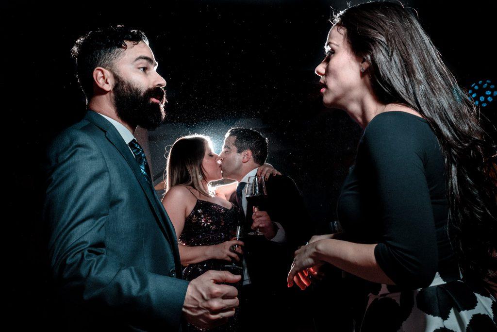 Reportaje de boda en restaurante Palacio de La Misión Madrid_16
