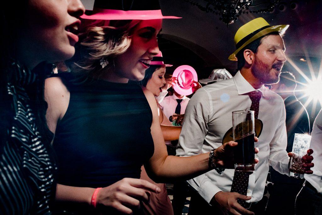 Reportaje de boda en restaurante Palacio de La Misión Madrid_18