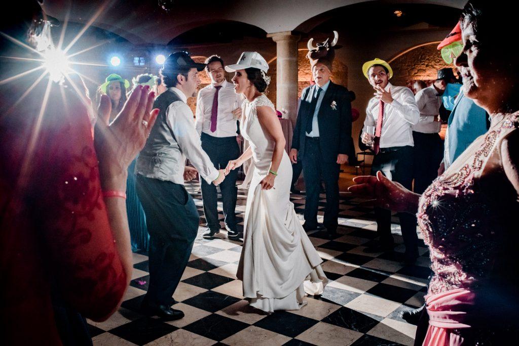 Reportaje de boda en restaurante Palacio de La Misión Madrid_19