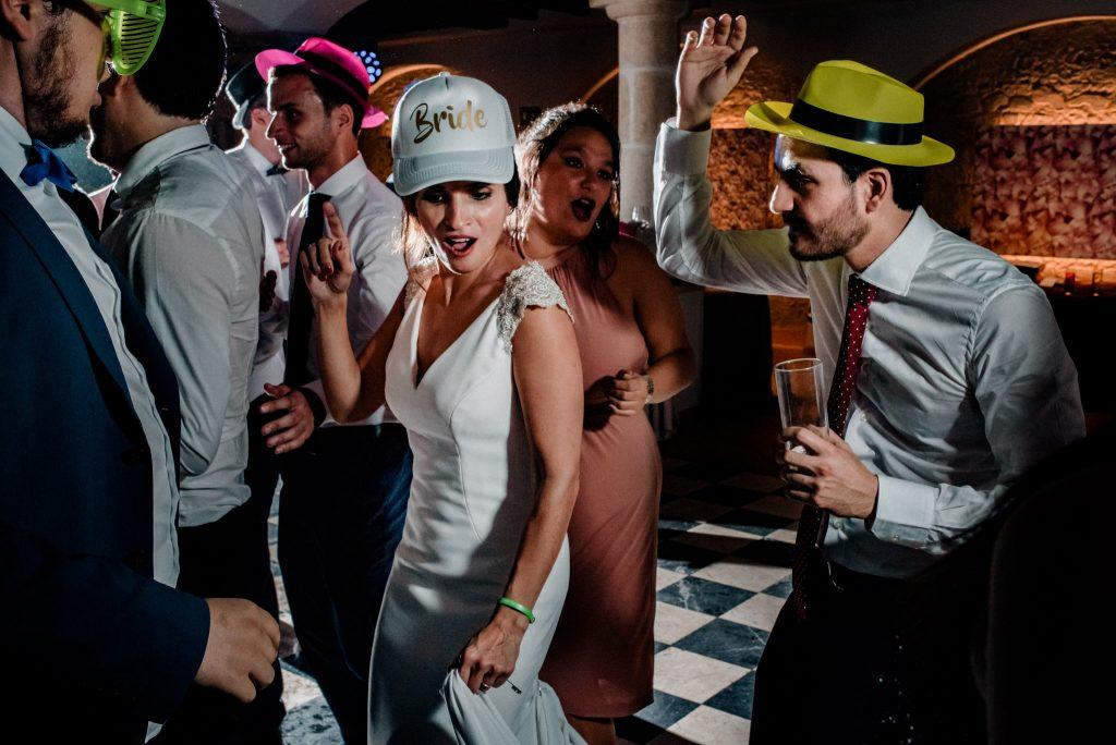 Reportaje de boda en restaurante Palacio de La Misión Madrid_20