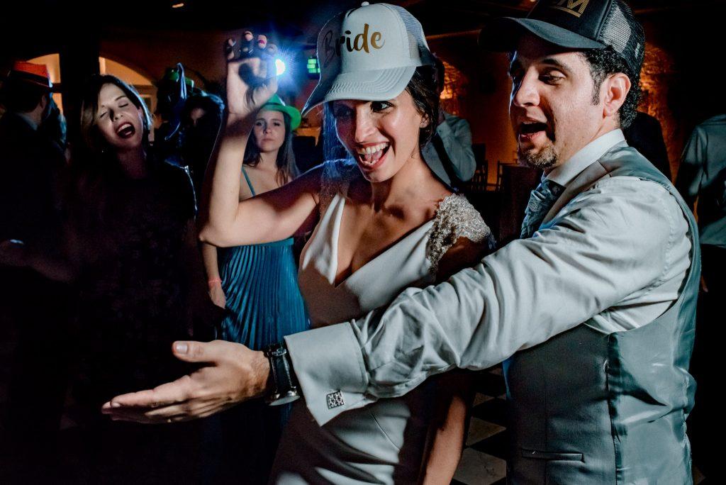 Reportaje de boda en restaurante Palacio de La Misión Madrid_22