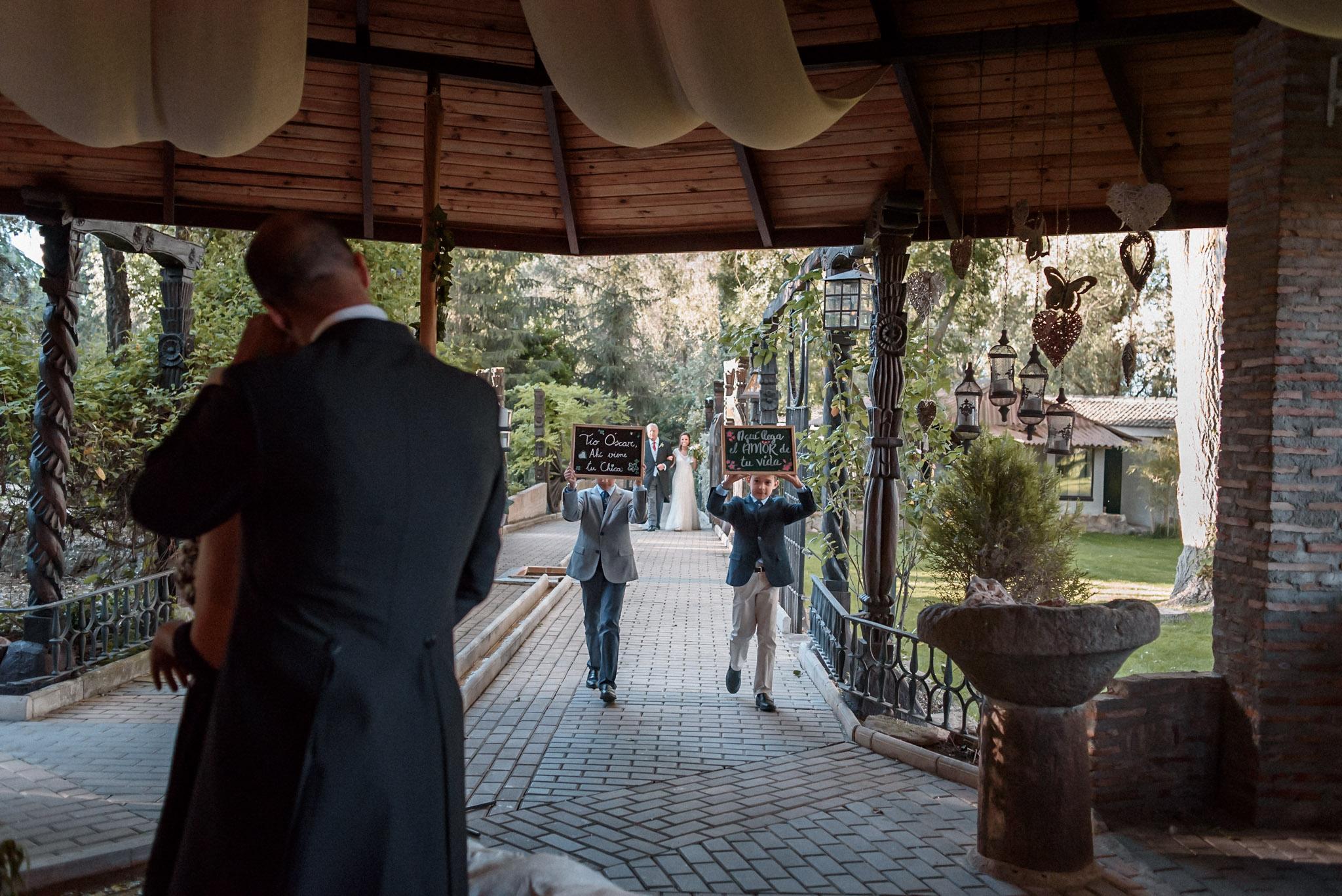 Boda en finca Jardín El Botero Madrid 041