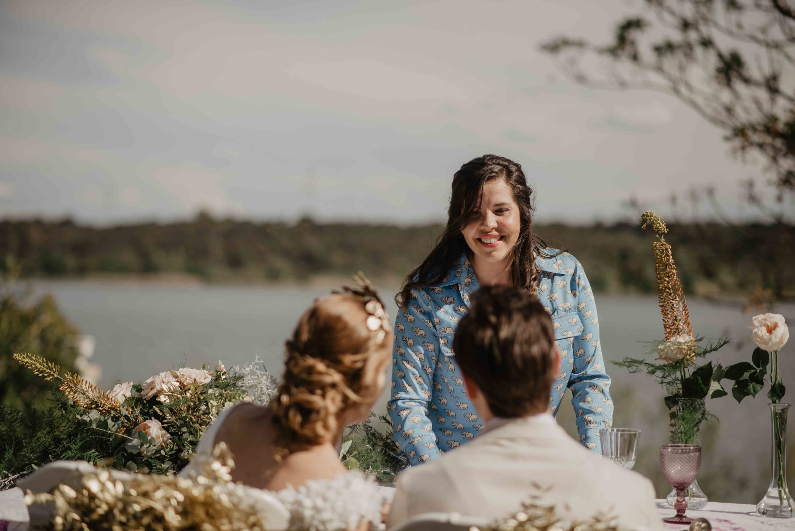 Anna Blumen Wedding Planner