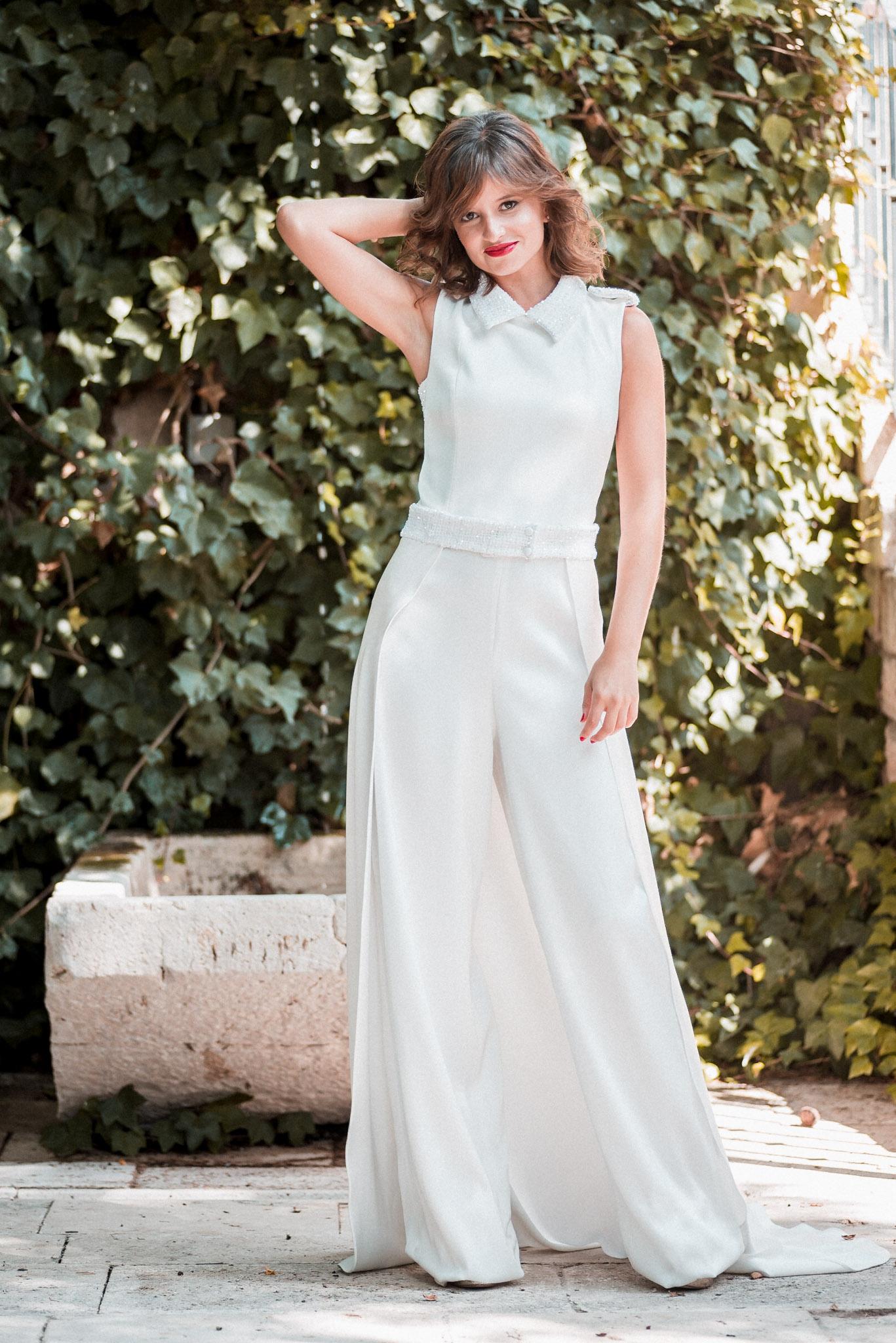 María Gadea nos propone tres vestidos de novia inspirados en Hollywood