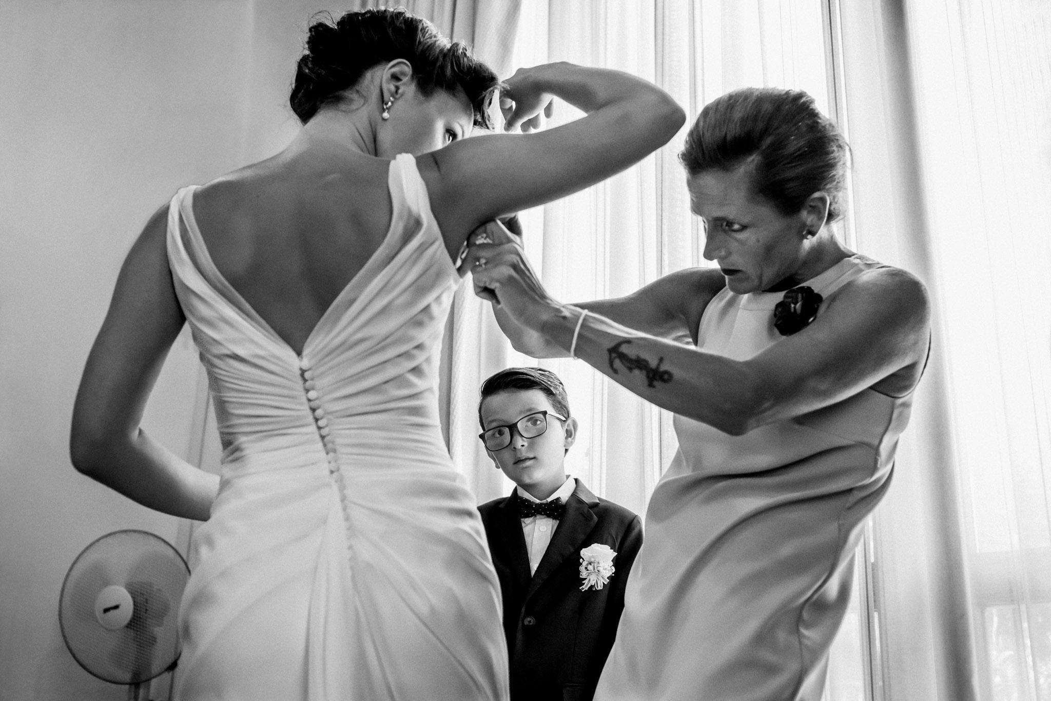 Precios reportaje de boda en Madrid