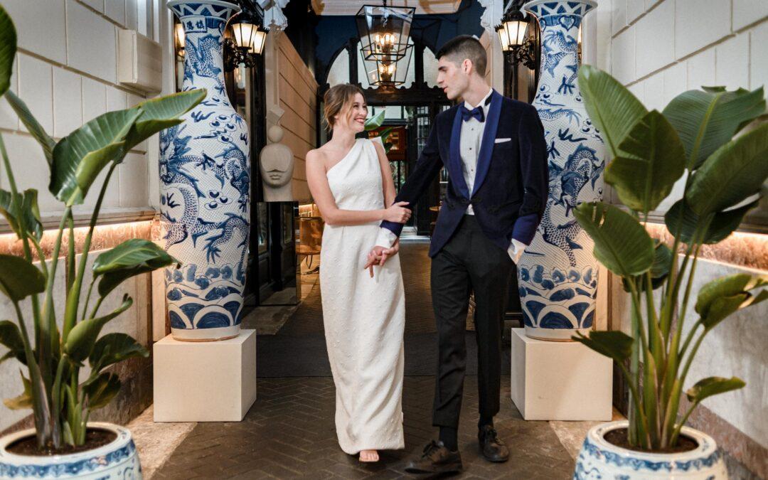 Inspiración para una boda íntima en tiempos COVID